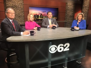 CBS Michigan Matters: Talk Of Mackinac, Elections And Business, May 2018